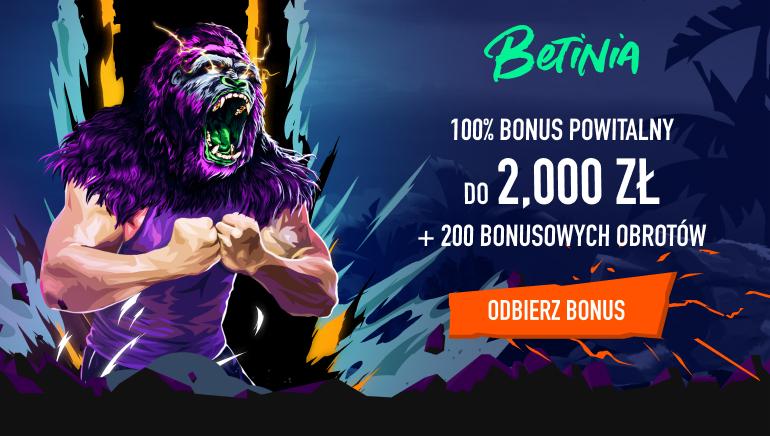 Szczegóły bonusu powitalnego wazamba