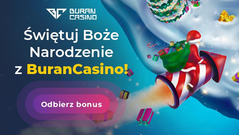 Spiesz się, aby sięgnąć po promocyjne oferty w Buran Casino