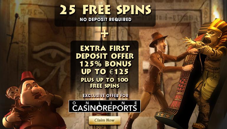 Ekskluzywne: 25 darmowych gier w ruletkę w BETJOY Casino