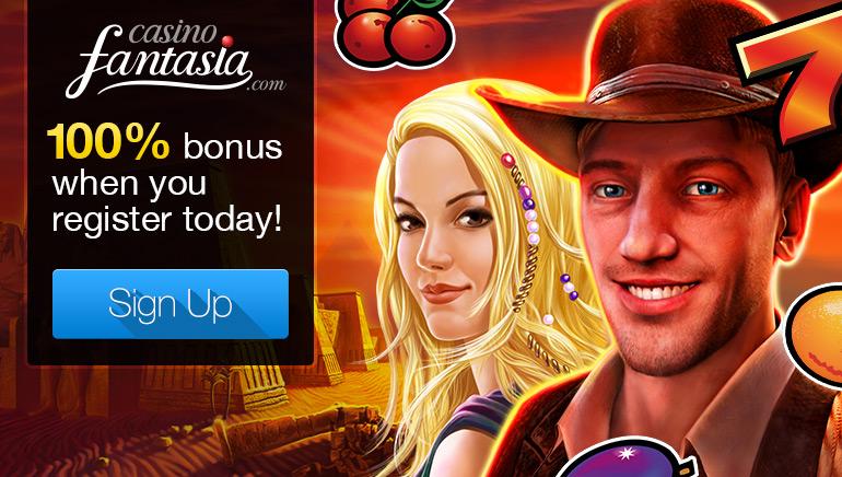 Casino Fantasia oferuje wspaniale gry i bonusy