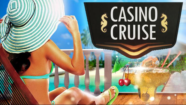 Casino Cruise dodaje w marcu dziewięć nowych gier wrzutowych
