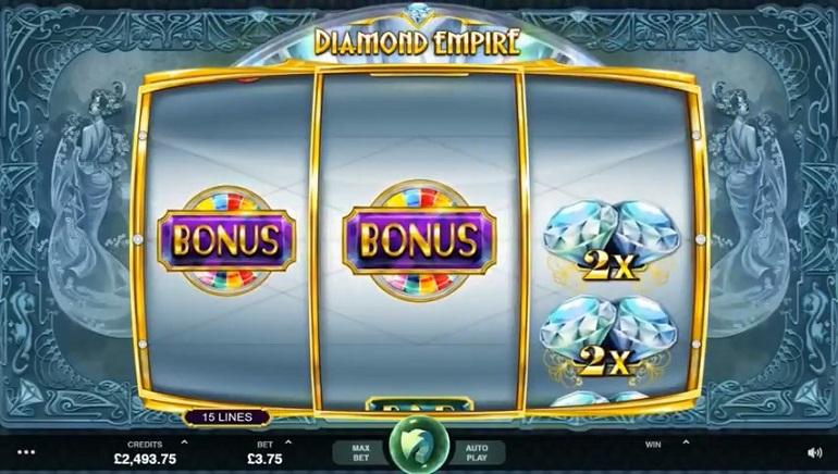 Premiera dwóch nowych gier od Microgaming - Dream Date oraz Diamond Empire już w kwietniu