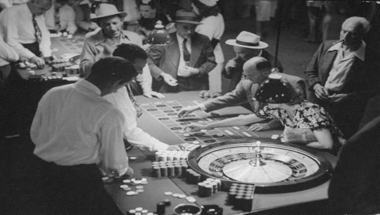 Historia internetowego hazardu