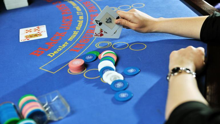 Jak grać w Blackjacka