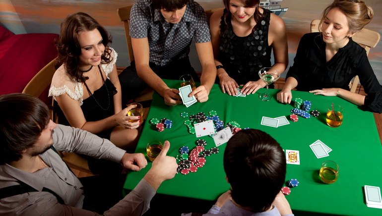Poker na Prawdziwe pieniądze