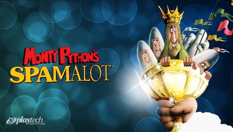 Pula nagród w Monty Python w Spamalot osiągnęła 2,5 mln dolarów w Europa Casino