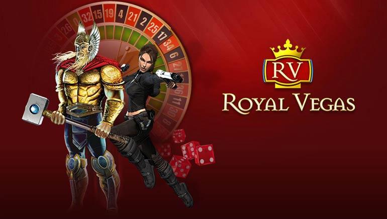 Rozpocznij znakomitą przygodę w Royal Vegas Casino