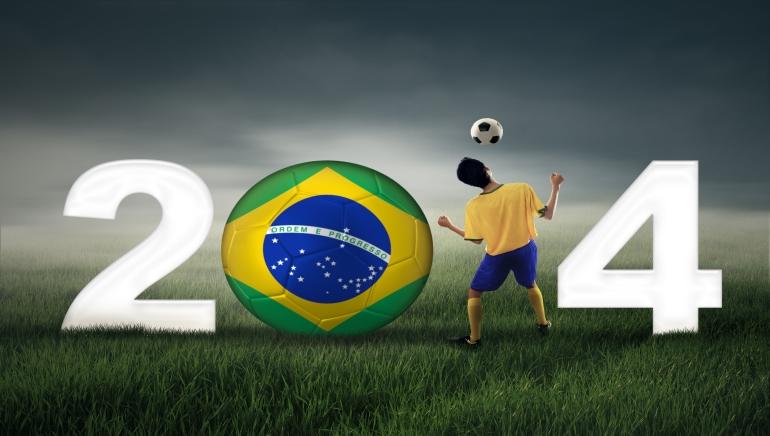 """Turniej """"Reels de Janeiro"""" daje przedsmak piłkarskiego Pucharu Świata"""