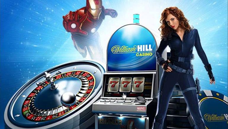 Nowe gry uruchomione w nowym lobby w William Hill Casino